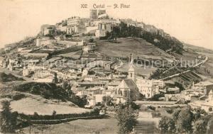 AK / Ansichtskarte Saint Flour_Cantal  Saint Flour Cantal