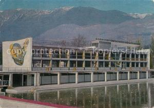 AK / Ansichtskarte Jalta_Ukraine Schwimmbad Jalta Ukraine