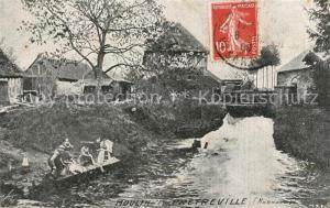 AK / Ansichtskarte Pretreville Moulin de Pretreville Pretreville