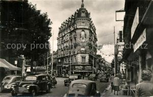 AK / Ansichtskarte Vichy_Allier Place Victor Hugo Vichy Allier