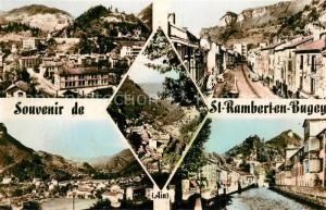 AK / Ansichtskarte Saint Rambert en Bugey Vue partielle Saint Rambert en Bugey