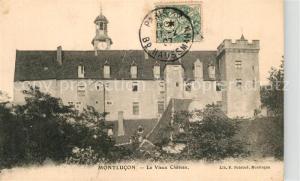 AK / Ansichtskarte Montlucon Le Vieux Chateau Montlucon