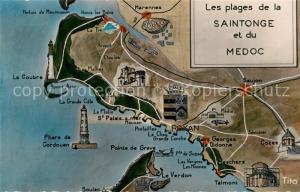 AK / Ansichtskarte Medoc_Region Les Plages de Saintonge