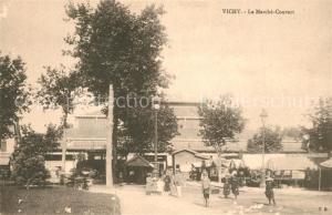 AK / Ansichtskarte Vichy_Allier Le Marche Couvert Vichy Allier