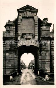 AK / Ansichtskarte Richelieu Porte de Chatellerault Richelieu