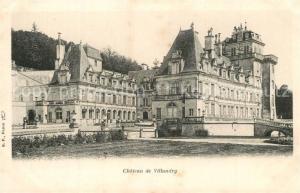 AK / Ansichtskarte Villandry Chateau de Villandry Villandry