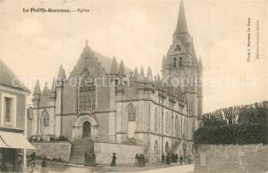 AK / Ansichtskarte Le_Pin la Garenne Eglise Le_Pin la Garenne