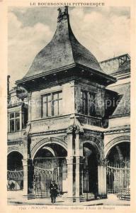 AK / Ansichtskarte Moulins_Allier Ancienne residence d'Anne de Beaujeu Moulins Allier