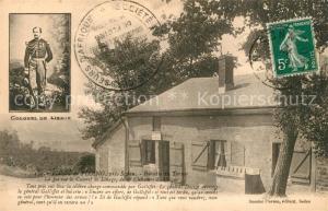 AK / Ansichtskarte Sedan_Ardennes Plateau de Floing Buvette du Terme Colonel de Linage Sedan Ardennes