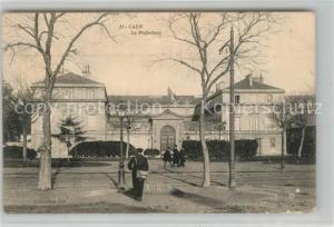 AK / Ansichtskarte Caen La Prefecture Caen