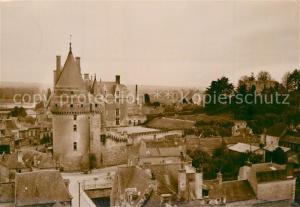 AK / Ansichtskarte Langeais Vue generale du Chateau Langeais