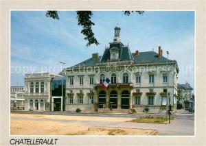 AK / Ansichtskarte Chatellerault Hotel de Ville Chatellerault