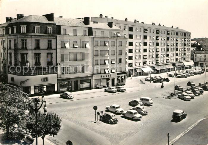 AK / Ansichtskarte Perigueux Quartier Sainte Ursule Avenue d Aquitaine  Perigueux 0