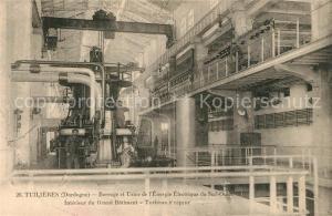 AK / Ansichtskarte Mouleydier Tuilieres Barrage et Usine de l Energie Electrique Mouleydier
