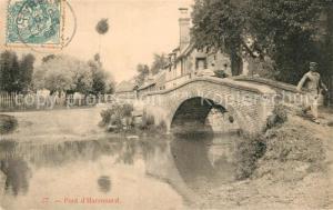 AK / Ansichtskarte Harrouard_Fort Pont d Harrouard