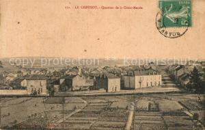 AK / Ansichtskarte Le_Creusot_Saone et Loire Quartie de la Croix Menee Le_Creusot_Saone et Loire