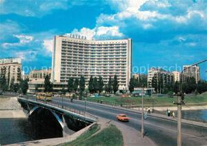 AK / Ansichtskarte Kiev_Kiew Hotel Slavutich Kiev_Kiew