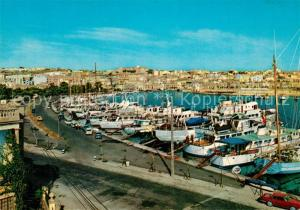 AK / Ansichtskarte Malta Yachthafen Malta