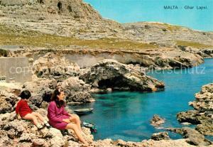 AK / Ansichtskarte Malta Ghar Lapsi Malta
