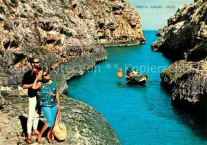 AK / Ansichtskarte Malta Wied Il Ghasri Gozo Malta