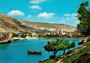 AK / Ansichtskarte Malta Xlendi Bay Gozo Malta