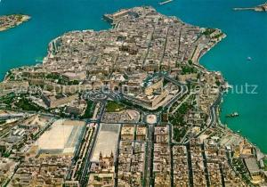 AK / Ansichtskarte Malta Fliegeraufnahme Valletta Malta