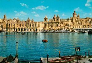 AK / Ansichtskarte Malta Vittoriosa Wharf Malta