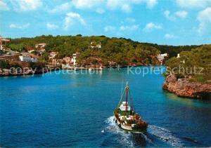 AK / Ansichtskarte Santanyi_Islas_Baleares Cala Figuera Santanyi_Islas_Baleares
