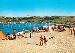 AK / Ansichtskarte Malta Melieha Bay Malta