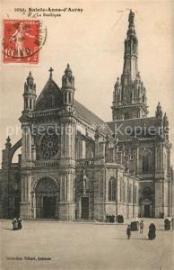 AK / Ansichtskarte Sainte Anne d_Auray Basilique  Sainte Anne d Auray