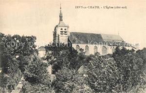 AK / Ansichtskarte Ervy le Chatel Eglise Kirche Ervy le Chatel