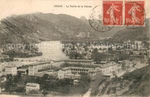 AK / Ansichtskarte Digne les Bains Vallee de la Bleone Digne les Bains