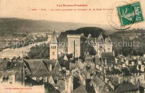AK / Ansichtskarte Pau Vieux Quartier du Chateau Parc National Pau