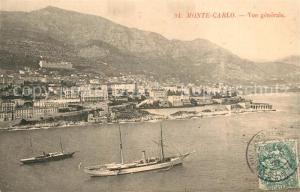 AK / Ansichtskarte Monte Carlo  Monte Carlo