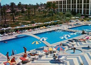 AK / Ansichtskarte Skanes Hotel Ruspina Piscine Jardins Skanes