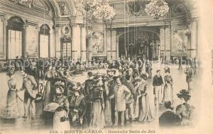 AK / Ansichtskarte Monte Carlo Nouvelle Salle de Jeu Monte Carlo