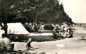 AK / Ansichtskarte La_Bree les Bains Camping La_Bree les Bains