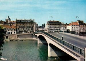 AK / Ansichtskarte Corbeil Essonnes Pont sur la Seine Corbeil Essonnes