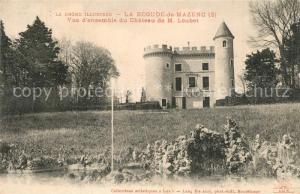AK / Ansichtskarte La_Begude de Mazenc Chateau de M. Loubet La_Begude de Mazenc