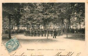 AK / Ansichtskarte Bourges Jardin de l`Archev?che Bourges