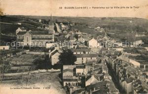 AK / Ansichtskarte Oudon Ville prise de la Tour Oudon