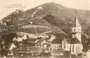 AK / Ansichtskarte Ribeauville_Haut_Rhin_Elsass Trois Ruines Ribeauville_Haut