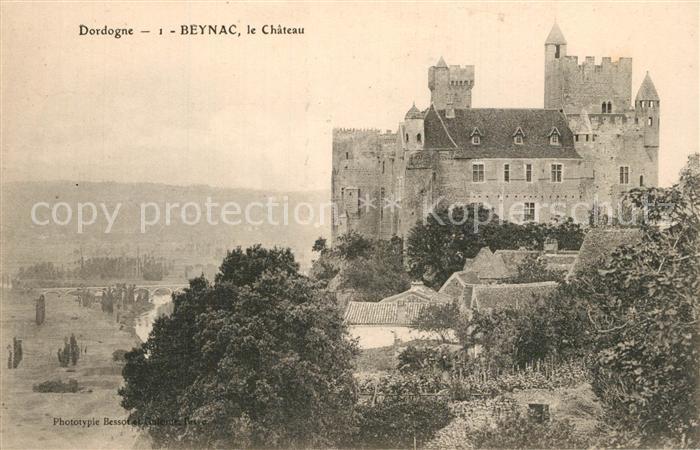 AK / Ansichtskarte Dordogne Beynac le Chateau Dordogne 0