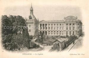 AK / Ansichtskarte Toulouse_Haute Garonne Le Capitole Toulouse Haute Garonne