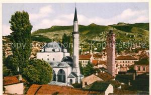 AK / Ansichtskarte Sarajevo Begova Moschee Sarajevo