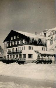AK / Ansichtskarte Val_d_Isere Hotel de Bellevarde Val_d_Isere