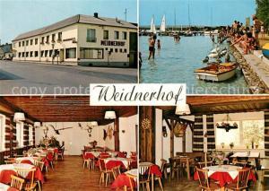AK / Ansichtskarte Weiden_See Weidnerhof  Weiden_See