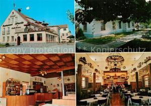 AK / Ansichtskarte Rust_Burgenland Hotel Restaurant Sifkovits Rust_Burgenland