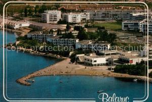 AK / Ansichtskarte Balaruc les Bains Station thermale sur les bords de l'Etang de Thau Vue aerienne Balaruc les Bains