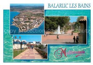 AK / Ansichtskarte Balaruc les Bains Station thermale sur les bords du bassin de Thau Balaruc les Bains
